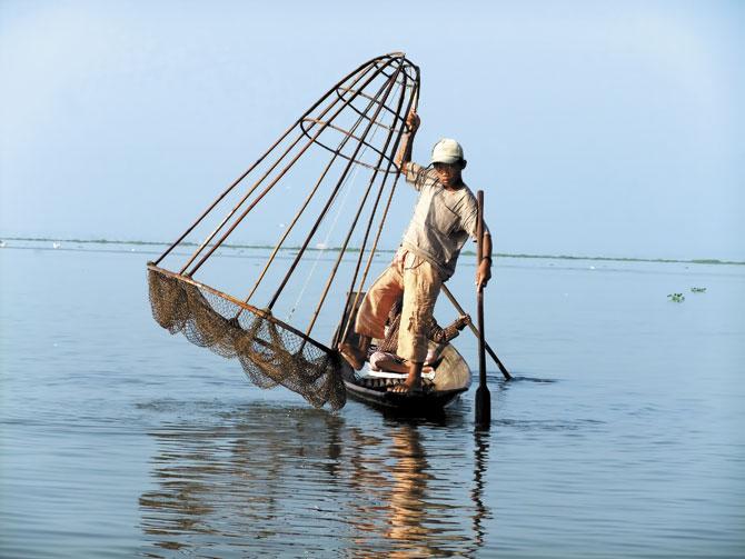 Maravillas de Birmania