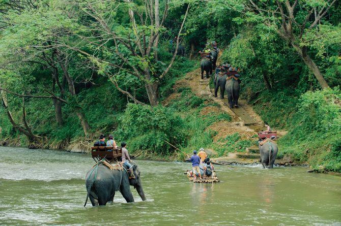 Trekking por Tailandia y Krabi